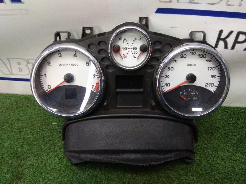 Щиток приборов Peugeot 207 WC EP6 2007 A2C53190337 A/T, с фишкой, пробег 59 т. км.