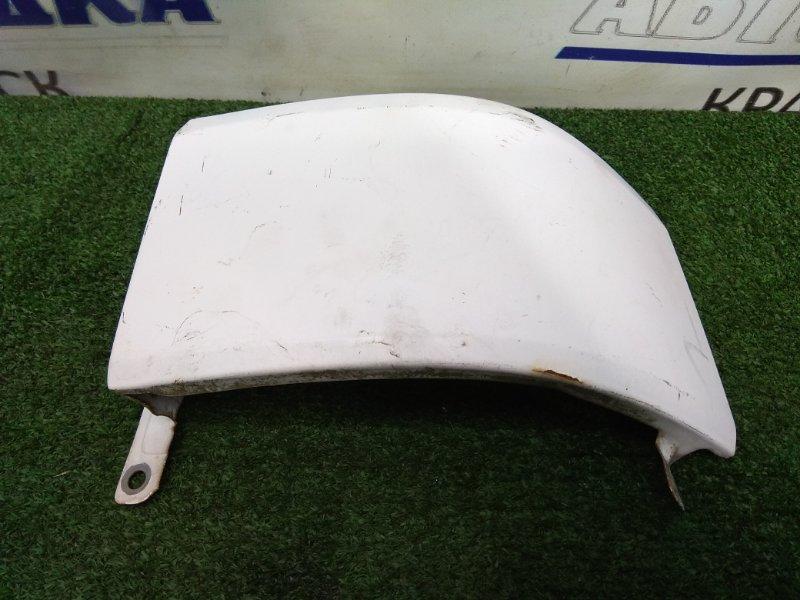 Планка под стоп Toyota Ipsum SXM10G 3S-FE 1996 задняя правая задняя правая, белая (056), потертости
