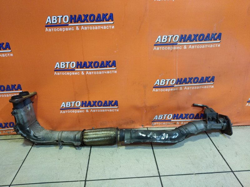 Труба приемная Nissan Serena TC24 QR20DE +ГОФРА,