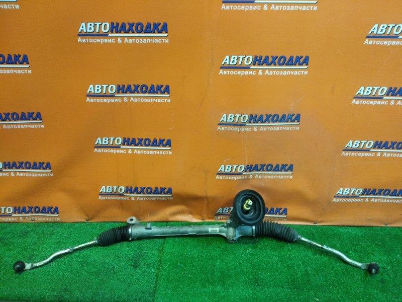 Рейка рулевая Honda Fit Hybrid GP5 LEB СУХАЯ. В СБОРЕ.