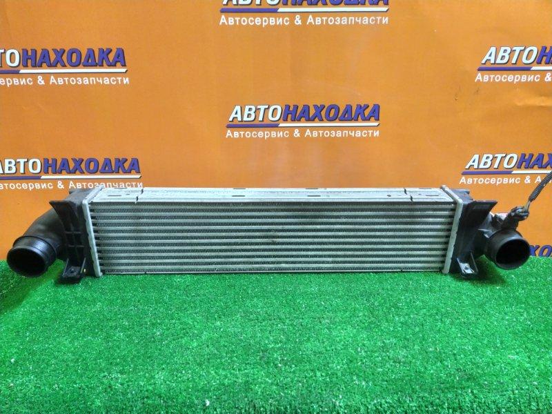 Радиатор интеркулера Volvo V70 BW5 B5254T6 06.2008
