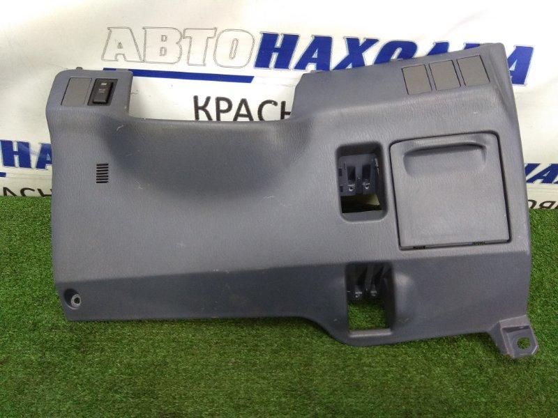 Накладка пластиковая в салон Toyota Ipsum SXM10G 3S-FE 1996 55432-44010 облицовка под рулевую
