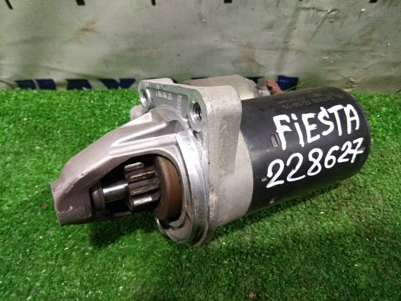 Стартер Ford Fiesta CBK FYJA 2005 1732742, 0001107417 пробег 64 т.км. 2006 г.в. ХТС. С аукционного авто.