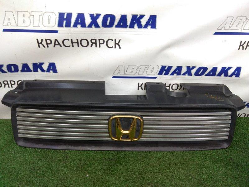 Решетка радиатора Honda Mobilio Spike GK1 L15A 2004 передняя 2 модель, тюнинг