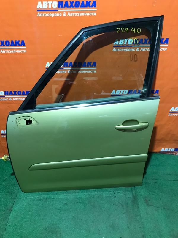 Дверь Citroen C4 Picasso UD EP6 2007 передняя левая ОТС