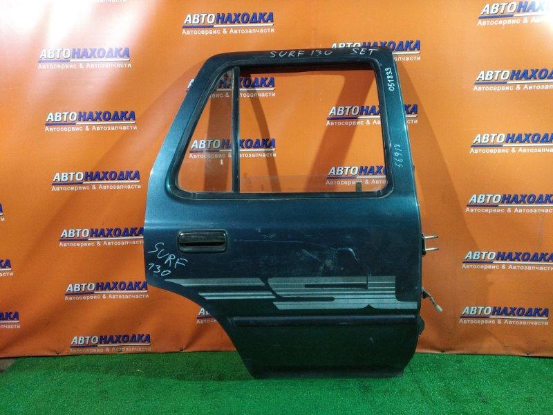 Дверь Toyota Hilux LN130 2L-TE задняя правая