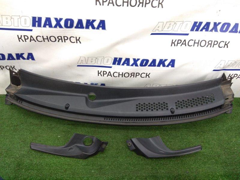 Ветровая панель Suzuki Alto HA25S K6A 2009 ХТС, с уголками и форсунками в комплекте