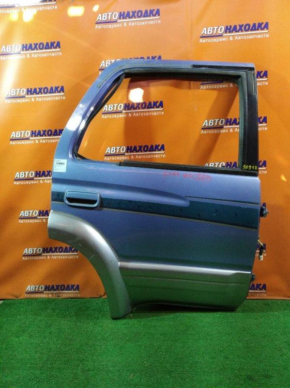 Дверь Toyota Hilux KZN185 1KZ-TE задняя правая голая!!!