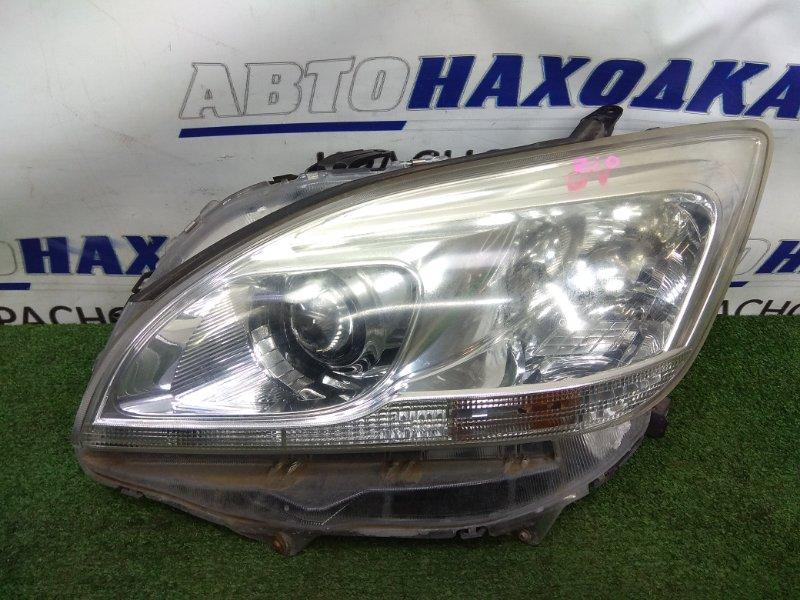 Фара Toyota Mark X Zio ANA10 2AZ-FE 2007 передняя левая 72-1 72-1, 1 модель, галоген, корректор, левая