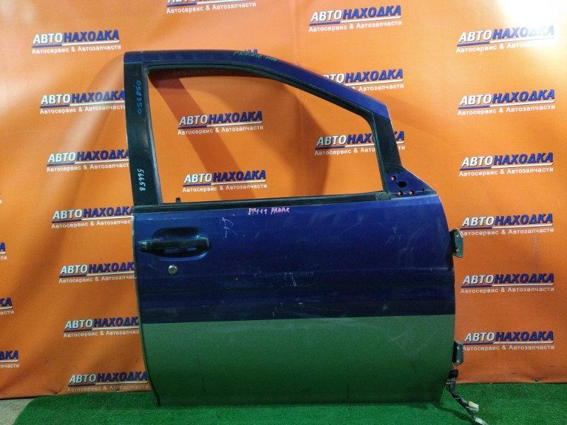 Дверь Nissan Prairie M11 CA20S передняя правая JOY