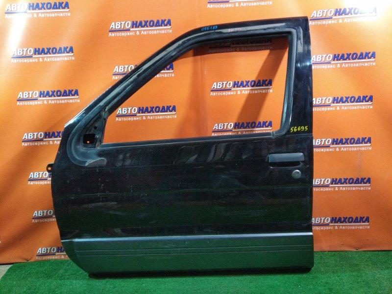 Дверь Nissan Terrano PR50 TD27ETI передняя левая