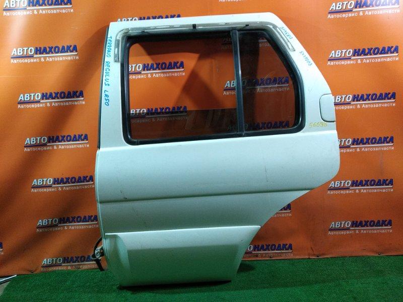 Дверь Nissan Terrano Regulus PR50 VG33E задняя левая 8 контейнер