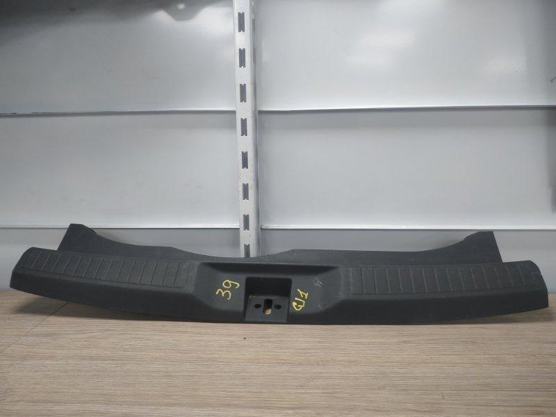 Накладка багажника Honda Airwave GJ1 L15A задняя 84640-SLA-0030 накладка замка багажника
