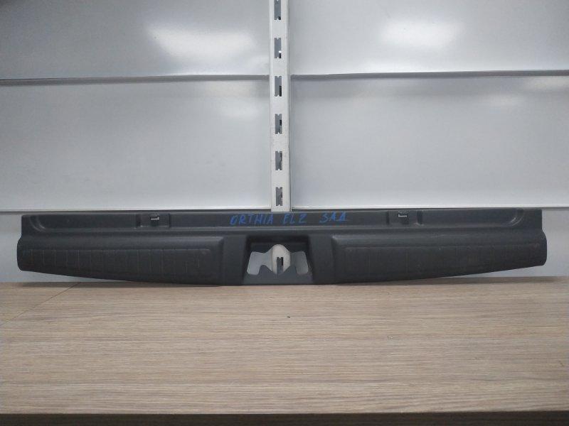 Накладка багажника Honda Orthia EL1 B18B задняя 84640-S06-0130 накладка замка багажника