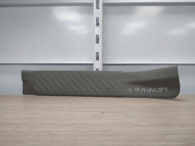 Накладка на порог Nissan R'nessa N30 SR20DE задняя правая 769B65V000 внутренний