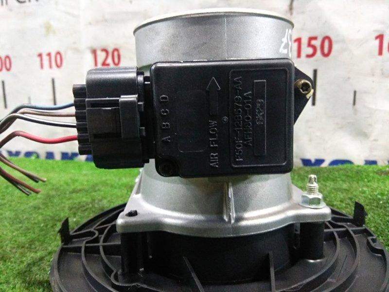 Датчик расхода воздуха Ford Expedition UN93 TRITON 4.6L 1996 F05F-12B579-AA F05F-12B579-AA, фишка 4 контакта, в