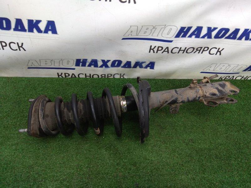 Стойка Toyota Kluger MCU25W 1MZ-FE 2000 задняя правая 48530-48180 задняя правая, в сборе
