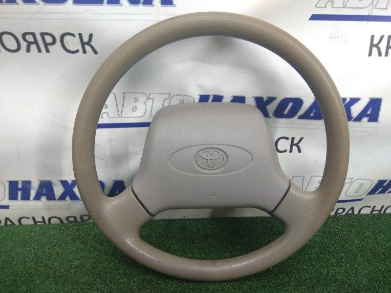 Руль Toyota Dyna XZU306M S05D 1999 серый