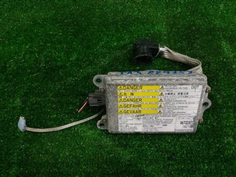 Блок розжига ксенона Honda Avancier TA3 J30A 1999 X6T02871 X6T02871, под лампу D2R/ D2S