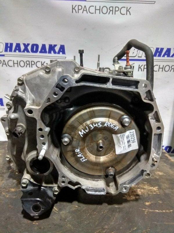 Акпп Mazda Flair MJ34S R06A 2012 вариатор (I-CVT) с системой старт-стоп, ХТС-пробег 52 т.км., все