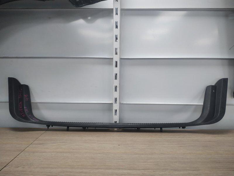 Накладка багажника Mazda Millenia TAFP KF-ZE задняя T0016889XD-05 накладка замка багажника