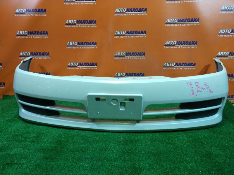 Бампер Nissan Liberty RM12 QR20DE 05.2001 передний 62022-WF700 2MOD,
