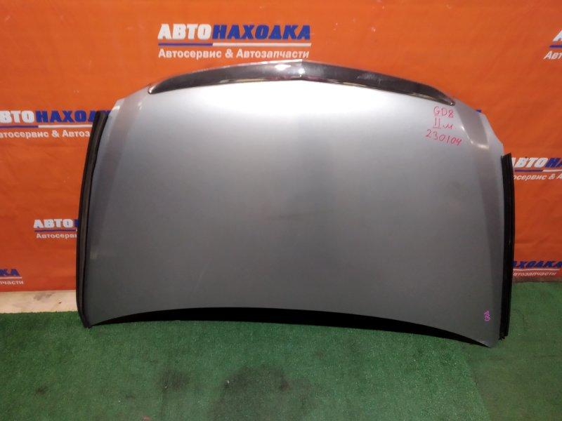 Капот Honda Fit Aria GD8 L15A 2005 2 мод,ХТС есть сколы цвет NH700M