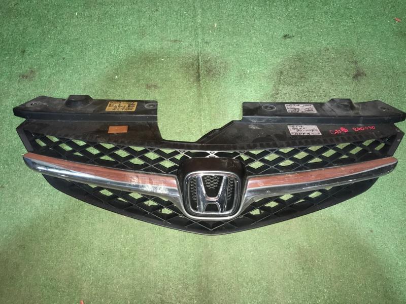 Решетка радиатора Honda Fit Aria GD8 L15A 2005 2мод ХТС