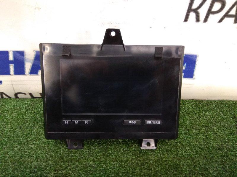 Телевизор в салон Honda Avancier TA3 J30A 1999 RD109J0 штатный монитор с центральной консоли