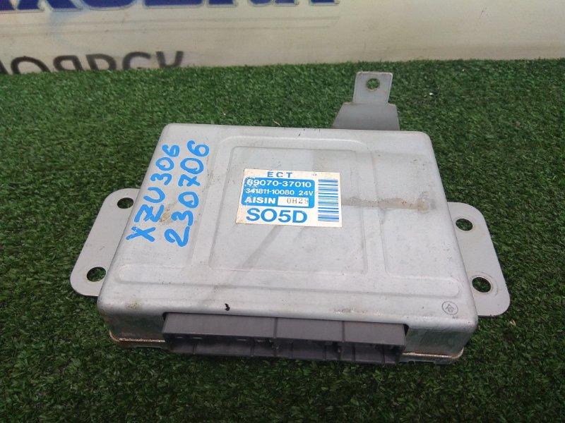 Компьютер Toyota Dyna XZU306M S05D 1999 89070-37010 блок управления КПП