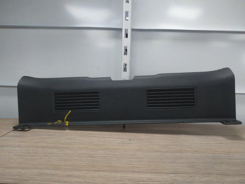 Накладка багажника Honda Fit GD1 L13A задняя 84640-SAA-0030 накладка з