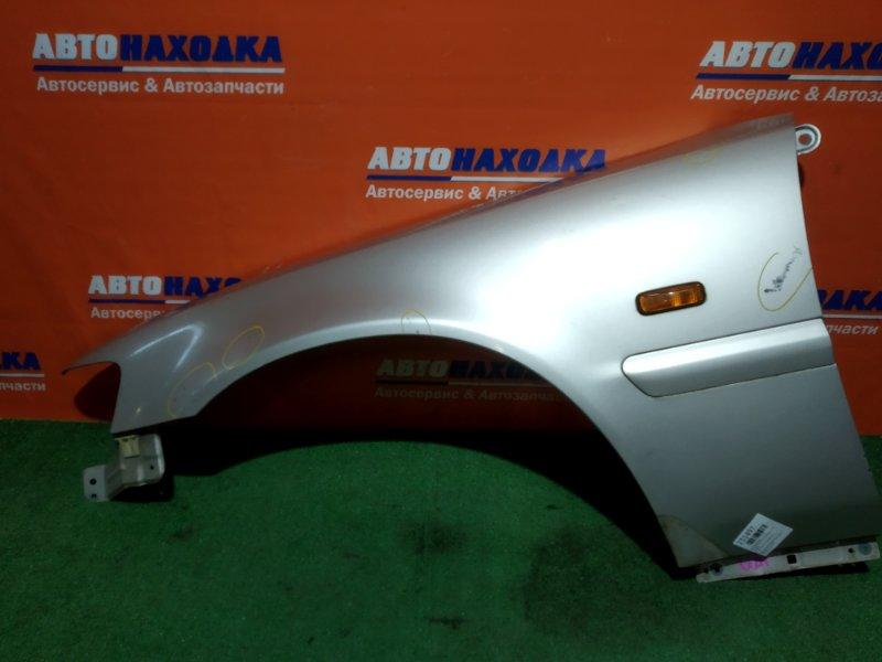 Крыло Honda Inspire UA1 G20A 1995 переднее левое под покраску/с повторителем