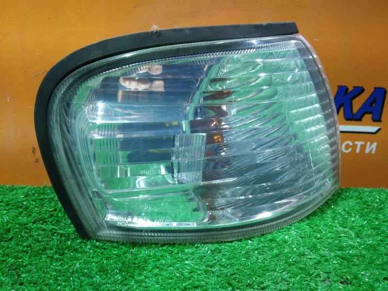 Фонарь габаритный Nissan Sunny FB15 QG15DE правый 3418