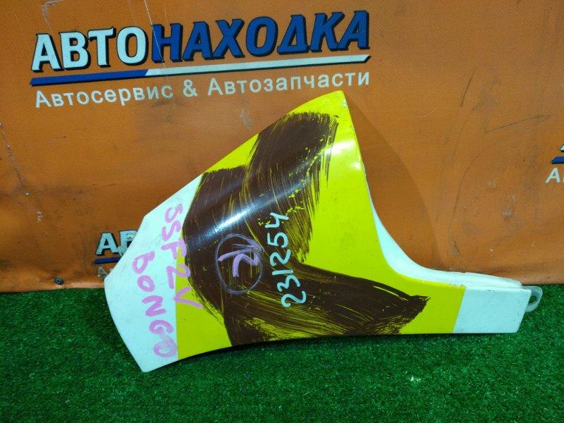 Крыло Mazda Bongo SSF2V FE переднее правое ЩЁЧКА КАБИНЫ, С РИСУНКОМ