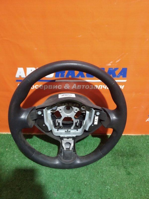 Руль Nissan Juke YF15 без аирбага