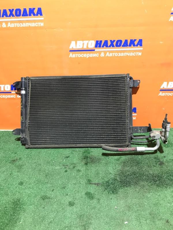 Радиатор кондиционера Volkswagen Golf 1K1 BCA 2003