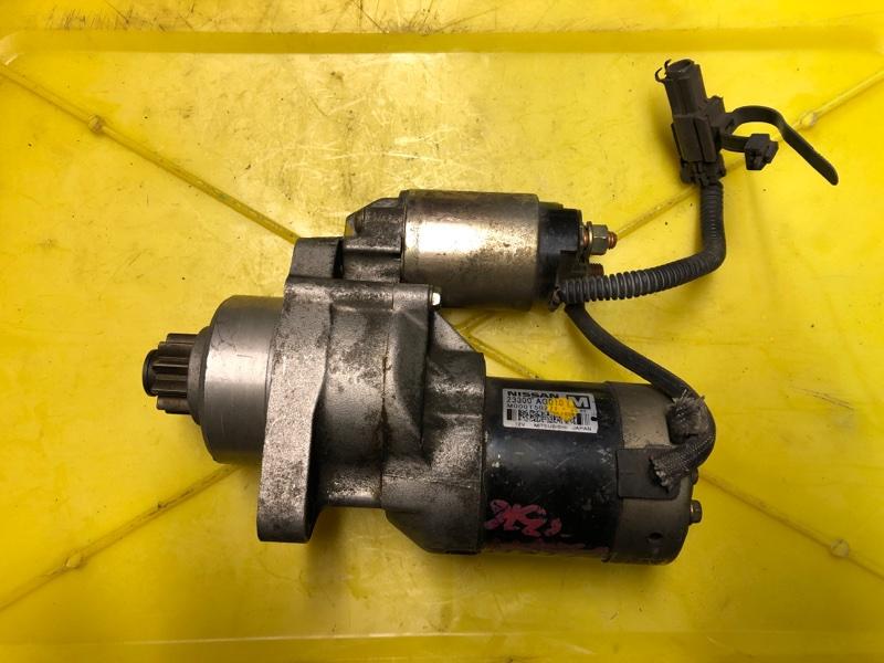 Стартер Nissan Cima F50 VQ20DE 23300-AG010, M000T50271 CEDRIC HY34