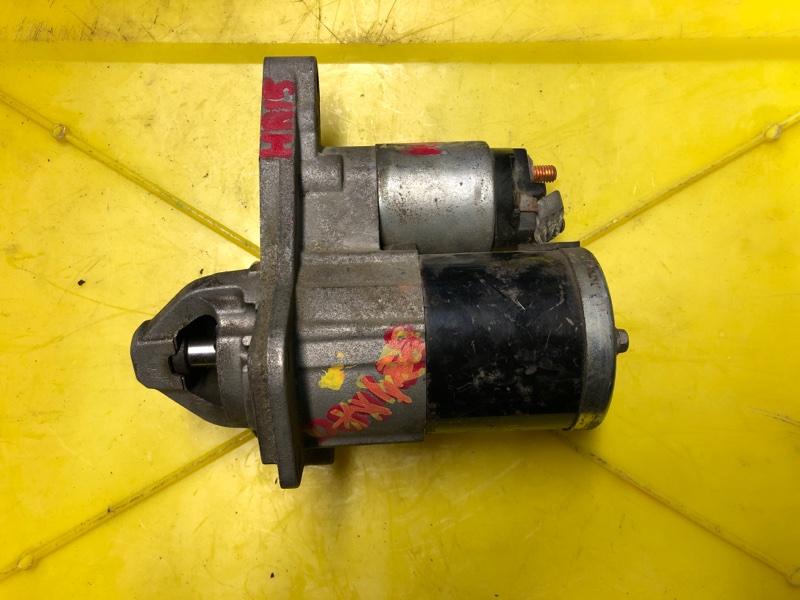 Стартер Nissan Tiida C11 HR15DE 23300-BC20A, M000T32171 WINGROAD Y12