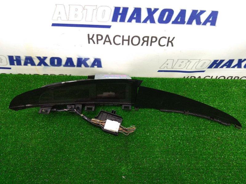 Дисплей Mazda Axela BL5FW ZY-VE 2009 461060-0333 электронное табло, в верхней части торпедо, с