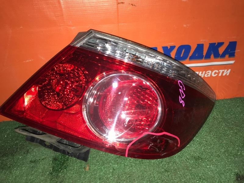 Фонарь задний Honda Fit Aria GD8 L15A 2005 правый 5512 2мод