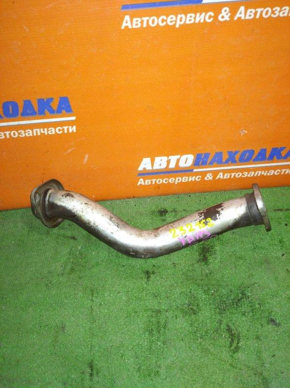 Труба приемная Suzuki Sx-4 YA11S M15A 2006 14220-80J00 вторая