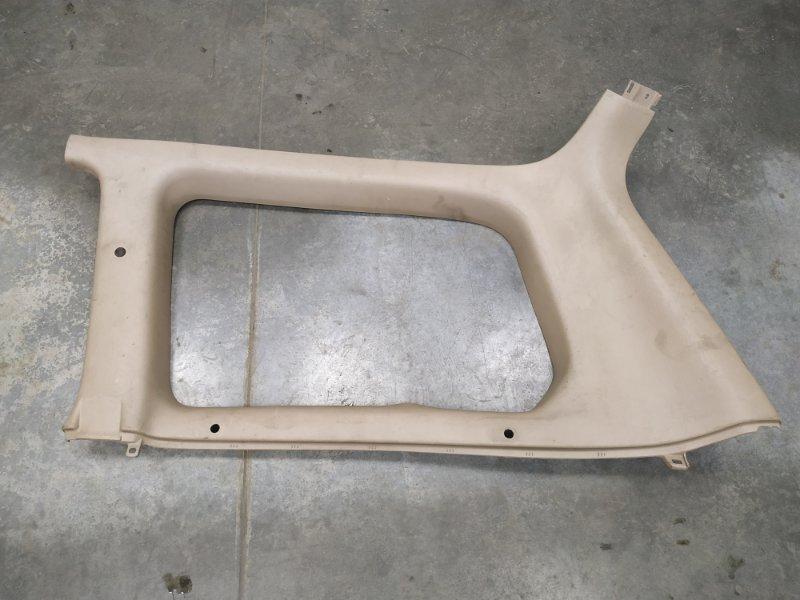 Обшивка багажника Toyota Land Cruiser HDJ101K 1HD-FTE задняя правая верхняя 62471A60160, 62471A60230, 62470-60090, 62470-60120,