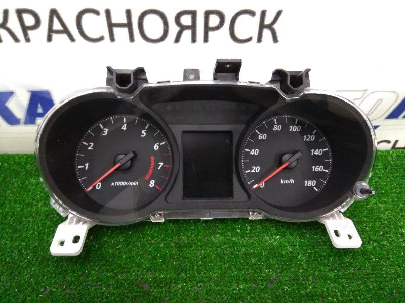 Щиток приборов Mitsubishi Asx GA3W 4B10 2010 8100B360 CVT, пробег 66 т.км., с фишкой / правый руль