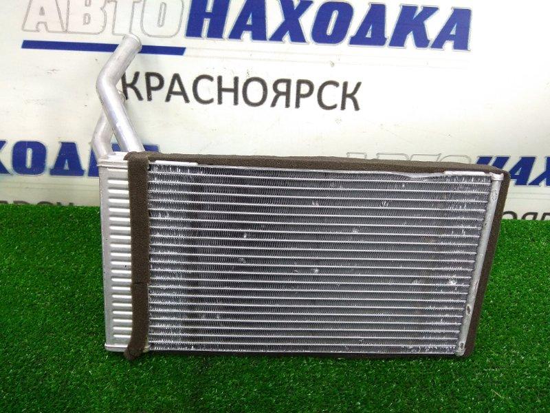Радиатор печки Chevrolet Captiva C140 A24XE 2011 правый пуль, с трубками