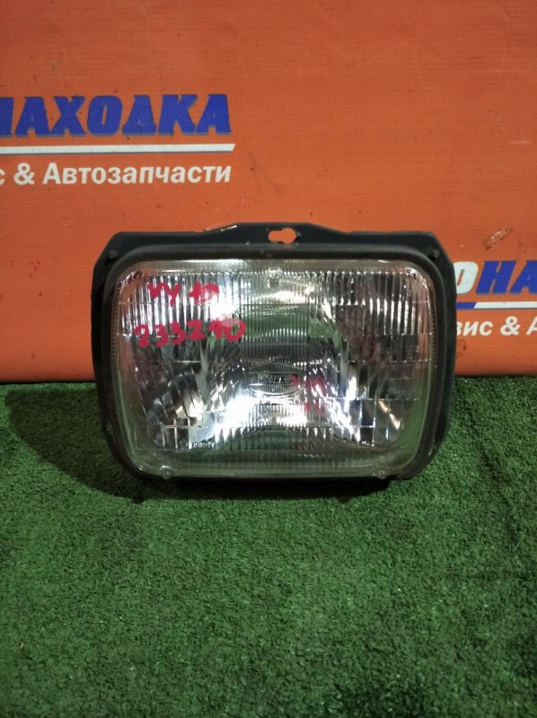 Фара Nissan Ad VY10 GA13DS 1990 HCR-17 лампа фара