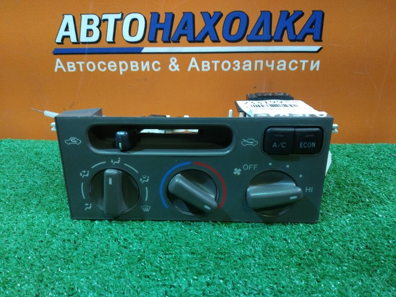Климат-контроль Toyota Corolla Spacio AE111 4A-FE 06.2000 МЕХ,