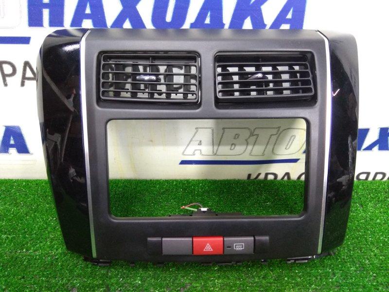 Консоль магнитофона Daihatsu Mira L275S KF-VE 2006 Комплектация CUSTOM, с центральными
