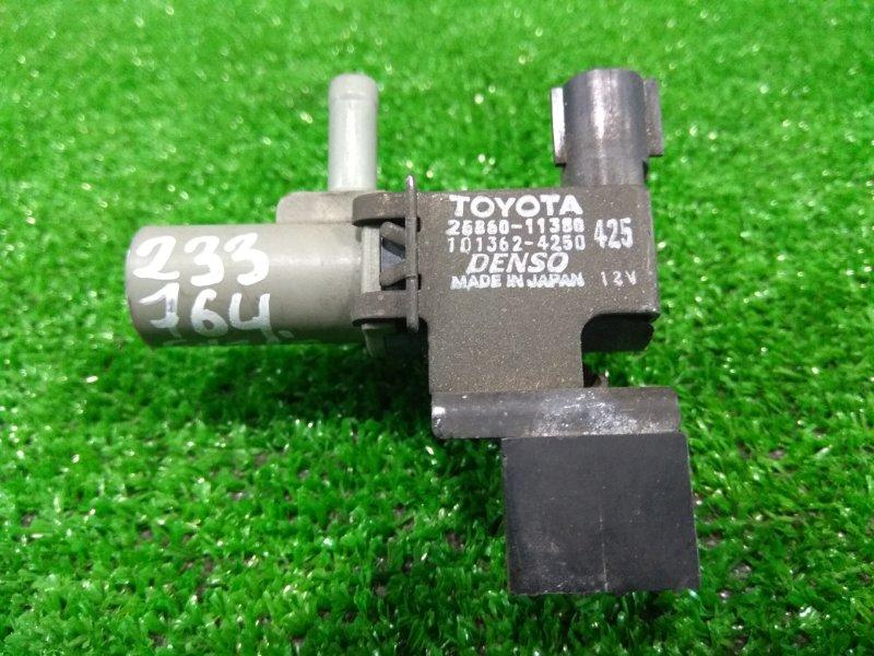 Датчик вакуумный Toyota Raum EXZ10 5E-FE 1997 25860-11380, 101362-4250 2 контакта