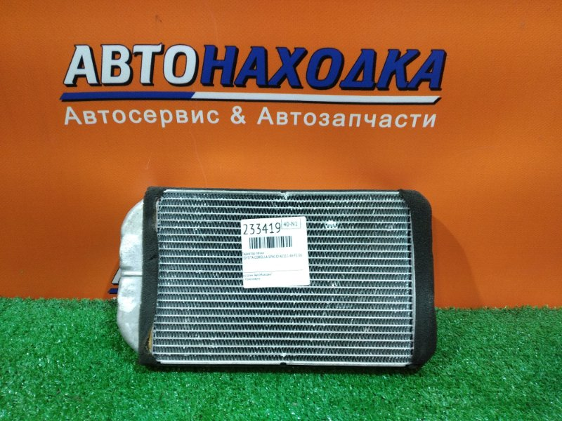 Радиатор печки Toyota Corolla Spacio AE111 4A-FE 06.2000