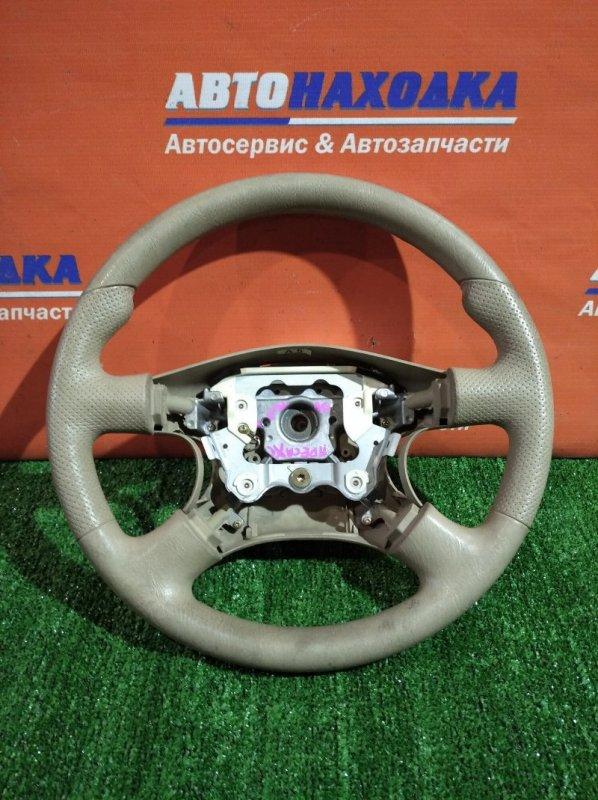 Руль Nissan Presage U30 KA24DE 1998 без airbag